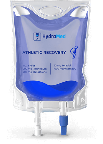Athletic Recovery IV Therapy