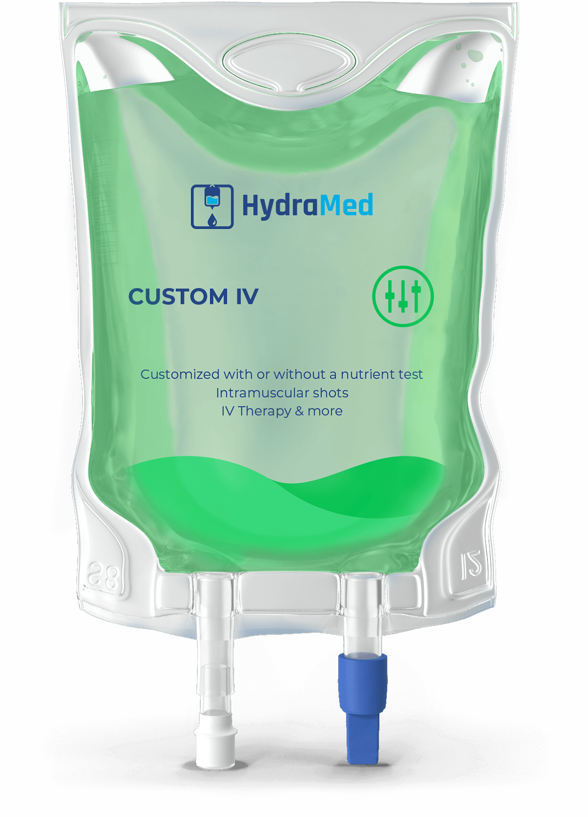 Custom IV Therapy | HydraMed In-home & Mobile IV Therapy
