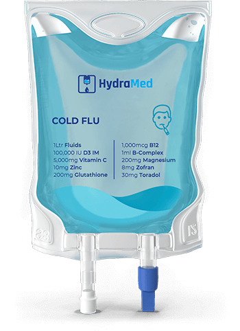 Cold Flu IV Therapy